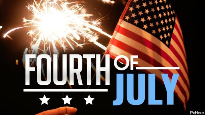 Somervell County will celebrate the Fourth of July this weekend with a variety of activities.