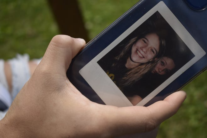 Mady Lohman took just one Polaroid picture with her sister, Jordyn Graham, who was killed by a gunshot wound to the head in May of 2020. It's the screen saver on her cellphone