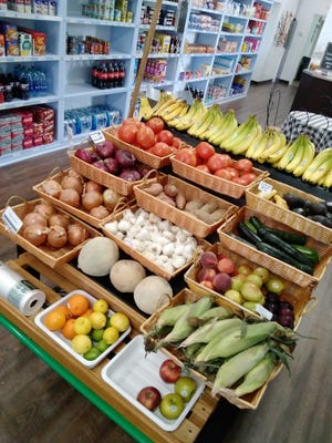 Offering a wide selection of healthy foods and staple items