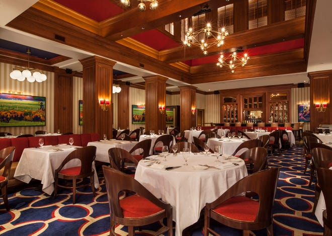 Flagler Steakhouse at The Breakers is offering a special three-course holiday prix-fixe menu on Sunday.