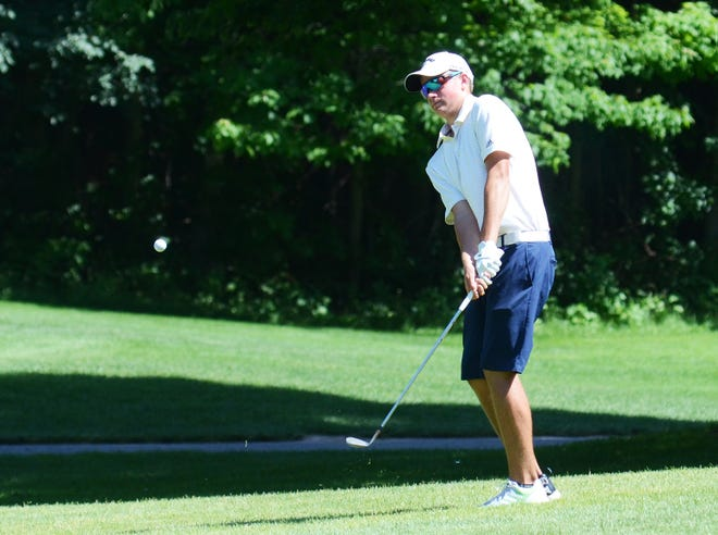 Cheboygan's PJ Maybank III claimed the state's Mr. Golf honor in just his first season of high school golf as a sophomore.