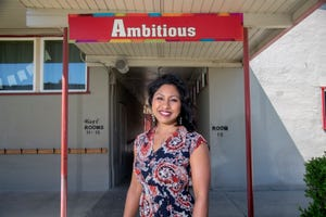 Ripon Elementary School teacher Texas Keo was named San Joaquin County Teacher of the Year 2021.