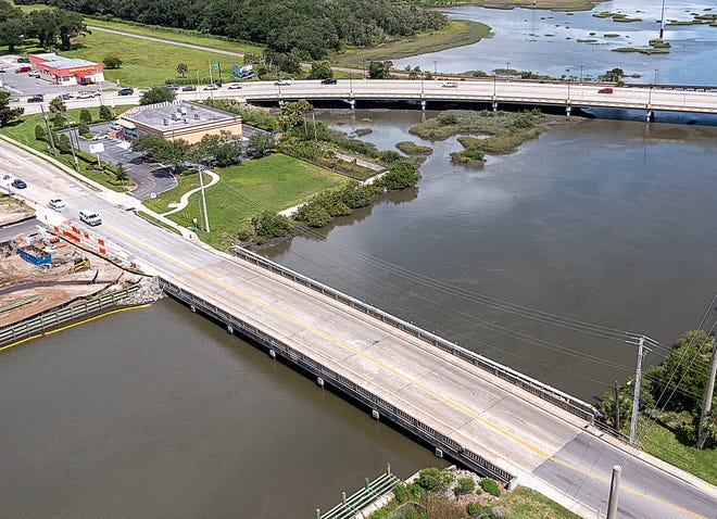 The City of St. Augustine is talking about taking over ownership of the bridge on King Street that crosses the San Sebastian River.