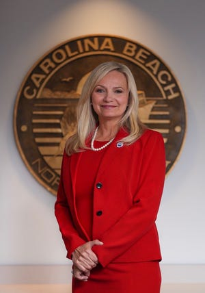 Carolina Beach Mayor LeAnn Pierce