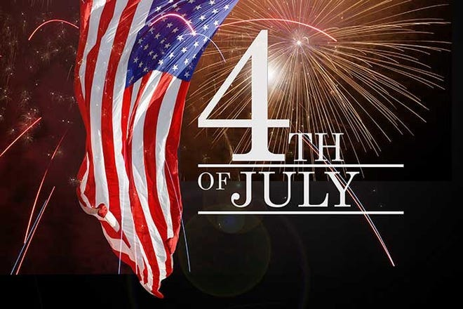Fourth of July activities planned for New Bern, Havelock, Oriental and River Bend