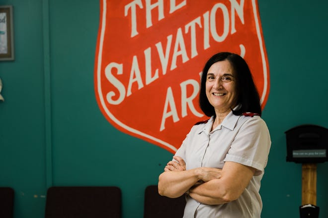 After four years at the Pittsburg Salvation Army, Lt. Mylie Hadden has been transferred to another location. She departed from Pittsburg to start her new journey in Emporia on June 27. Salvation Army Majors Eric and Patricia Johnson became Pittsburg's new officers June 28.