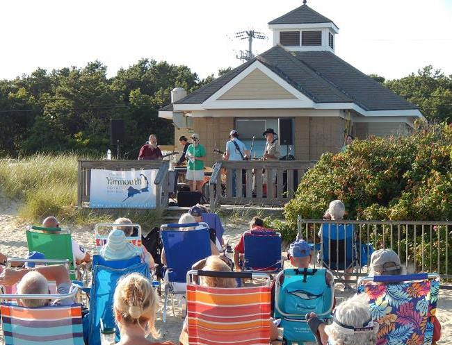 The place to be on Monday nights is Parkers River Beach for free, open-air music in a family-friendly location.