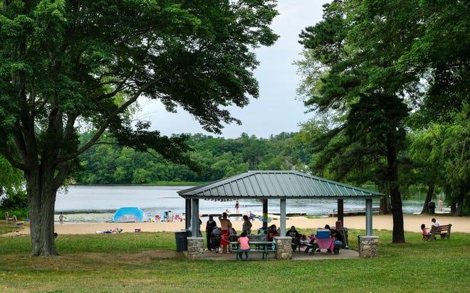 American Legion Park, Georgetown.