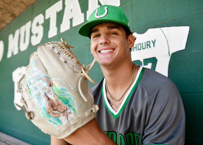 Mainland's Chase Petty is the 2021 South Jersey Baseball Player of the Year.