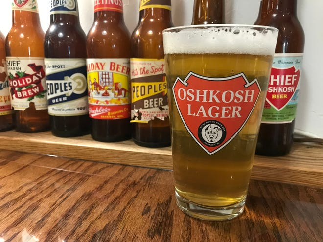 Brewed in the tradition of classic American adjunct lagers, Oshkosh Lager has become the second best selling beer for Bare Bones Brewery.