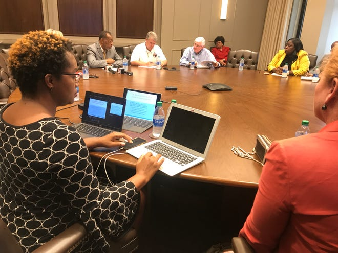 Montgomery city and county leaders meet with attorneys Tuesday about American Recovery Plan Act money.