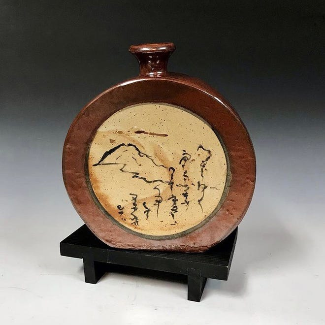 Pottery by Ron Richcreek will be available at Madjax for First Thursday, July 1, 2021.