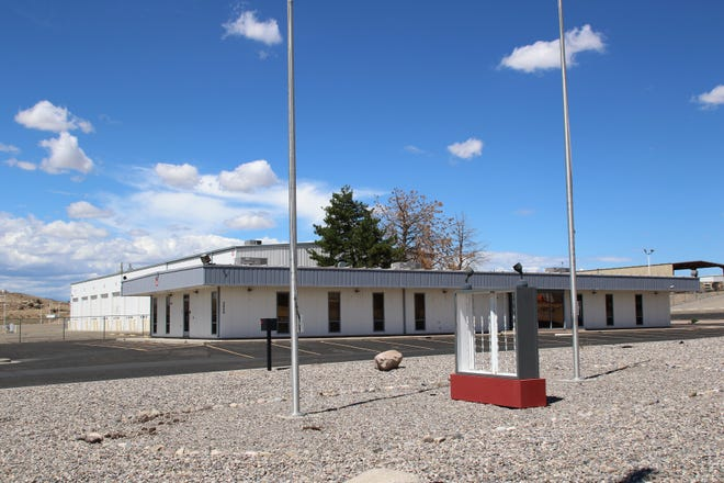 Farmington Municipal Schools is purchasing the old Halliburton property at 3250 Southside River Rd. from a private owner for $2.5 million. The district's plant operations and transportation operations will relocate in the future to the 20-acre site.