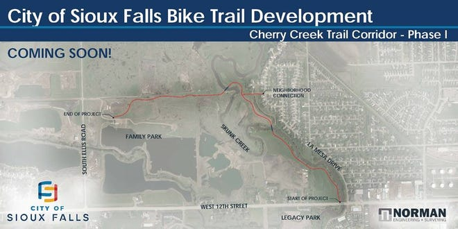 Proposed addition to the Cherry Creek Trail Corridor