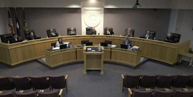 Augusta County Board of Supervisors meeting on June 23