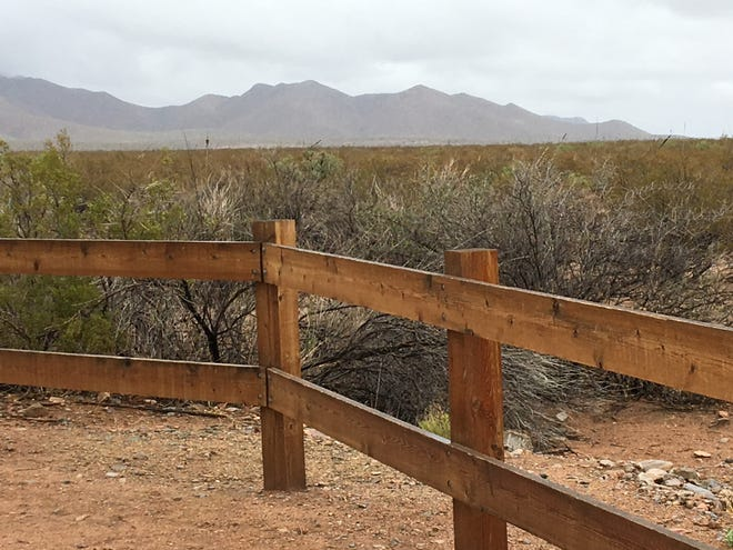 Conservationists want land by Lazy Cow Trailhead preserved. A proposed new El Paso police/fire academy would be built on desert land next to North Hills.
