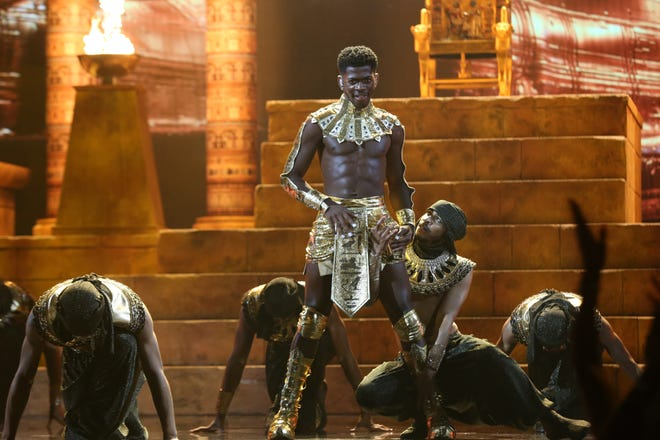 Lil Nas X performs onstage at the 2021 BET Awards at Microsoft Theater on June 27, 2021 in Los Angeles, California.