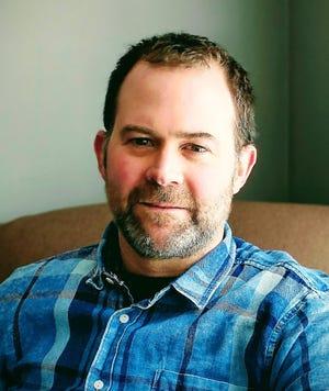 David McGlyn in Madison, Wisconsin, April 2021.