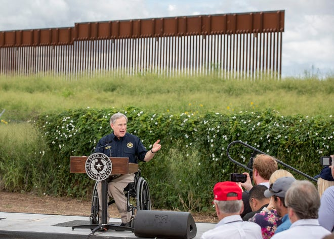 House Bill 9 includes $1 billion for Gov. Greg Abbott's office, the lion's share of which will go toward constructing a physical barrier along the Texas-Mexico border.