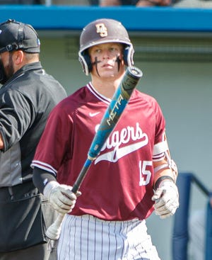 Dripping Springs senior Cameron O'Banan, who plans to play for the University of Texas next season, was a dual threat as a hitter and a pitcher. He also made the All-Centex football team as a wide receiver in the fall.