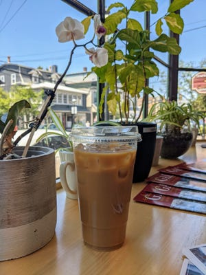 Try the Vietnamese cold brew at The Coffee Room in Newtown.