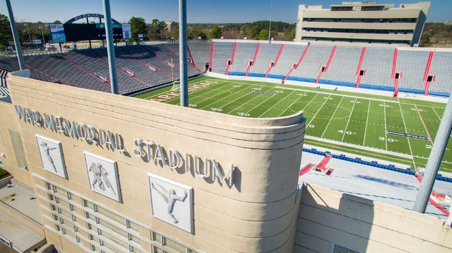 War Memorial Stadium will be the host of the first ever NJCAA Playoff Championship Game