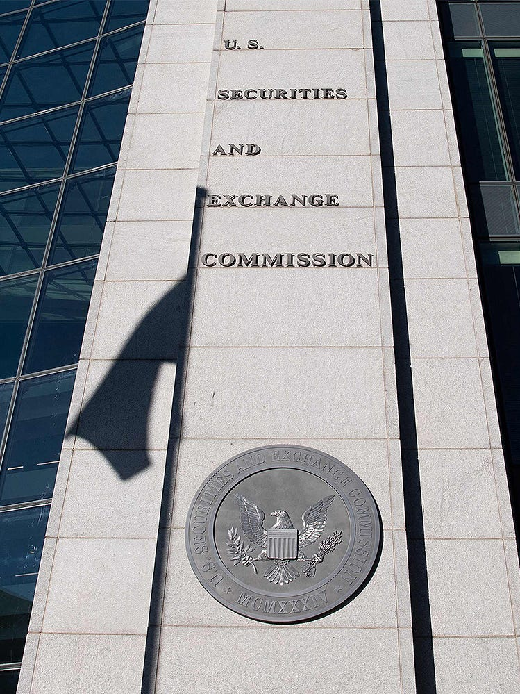Photo of Securities and Exchange Commission