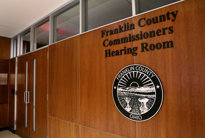 The Franklin County Commissioners Hearing Room