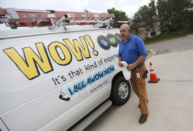 WOW is selling its Columbus and Cleveland markets to the Canadian company Atlantic Broadband.