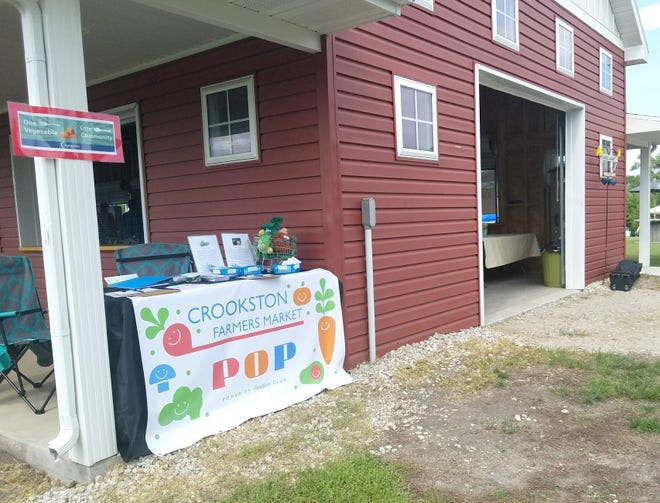The Power of Produce (PoP) program will return to the Crookston Farmers Market beginning on July 1.
