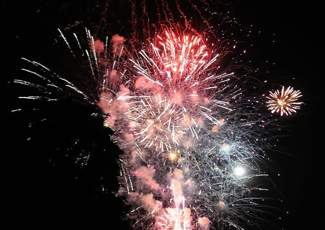Individuals can purchase fireworks legally in Ohio, but the use of those fireworks remains illegal. Personal fireworks use raises concerns for local first responders.