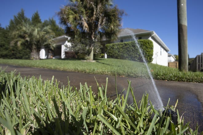 Give your irrigation a break during rainy days and weeks.