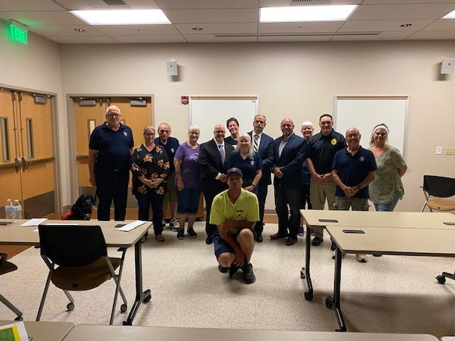 The Gardner Police Department recently graduated its 19th Citizens' Police Academy class.