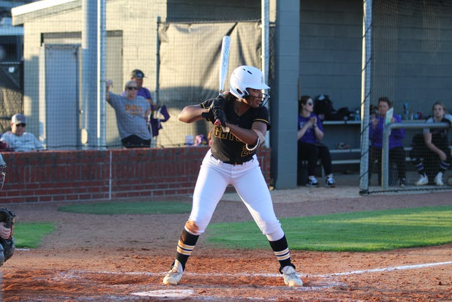 St. Amant freshman third-baseman Alix Franklin made the LSWA Class 5A All-State team.