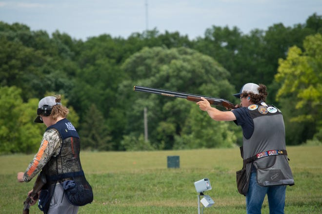 USA Junior Olympic Shooters at the developmental camps