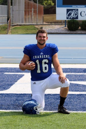 Hillsdale Charger Joey Brenner named G-MAC Male Scholar Athlete