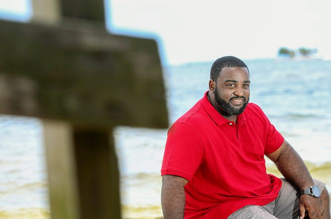 Contractor, filmmaker/actor DeCarlos Garcia was once another homeless veteran living on the streets of Fort Walton Beach. A Bible and a phone call changed his life forever.