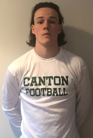 Jack Albert of Canton High has been named to The Patriot Ledger All-Scholastic Football Team.