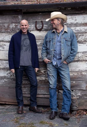 The Brooklyn, N.Y.-based blues duo Mulebone performs Saturday at Wild Rose Moon in Plymouth.