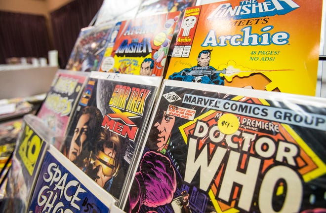 The South Bend Comic Book Convention takes place Saturday at Comfort Suites in South Bend.