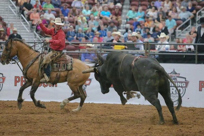 The Michiana Event Center in Shipshewana will present the PBR Bull Bash professional bull riders pro touring event on July 9-10, 2021.