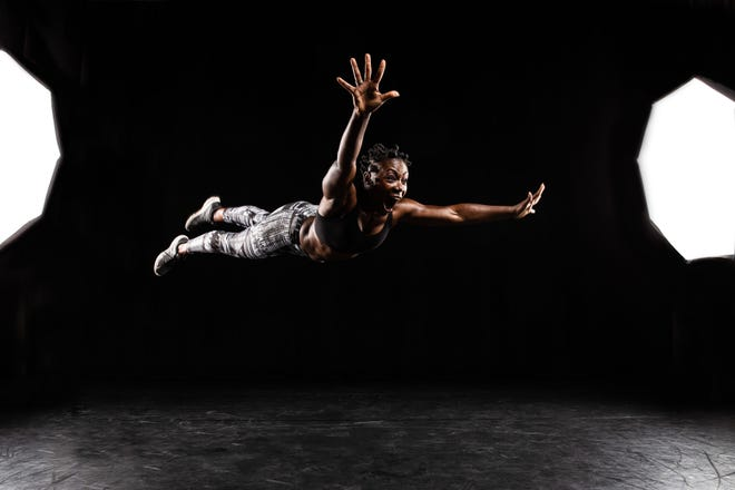 Christal Brown presents a new solo show for Sarasota Contemporary Dance's In-Studio Performance Series.