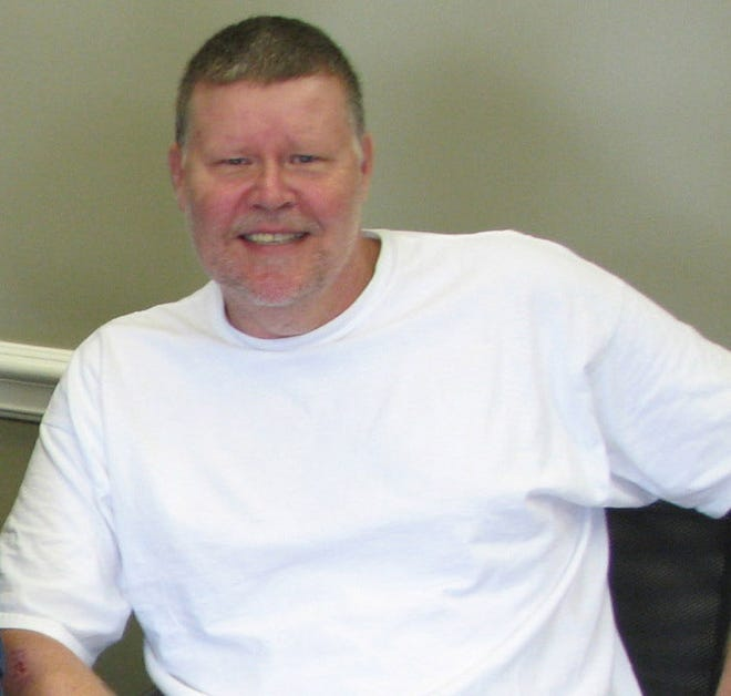 UNCW professor Dan Johnson in 2011.