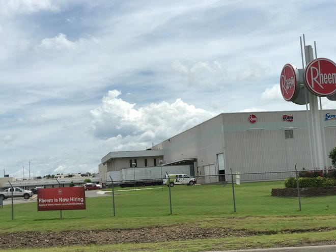 The Fort Smith job market is exploding with open positions. Rheem Manufacturing, at 4100 S Zero St., has open positions and is looking for employees.