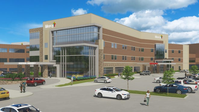 Mercy Hospital Fort Smith's plans a $162 million expansion of its Emergency Department that includes expansion of its ER from 29 to 50 rooms and increase ICU capacity from 38 to 64 in a concept that is designed to provide better workflow and flexibility.