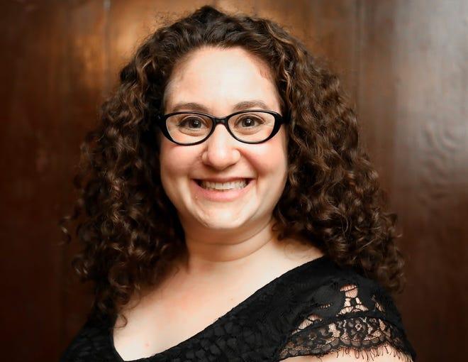 Elizabeth Ellman, chair of Bexley's Environmental Sustainability Advisory Committee