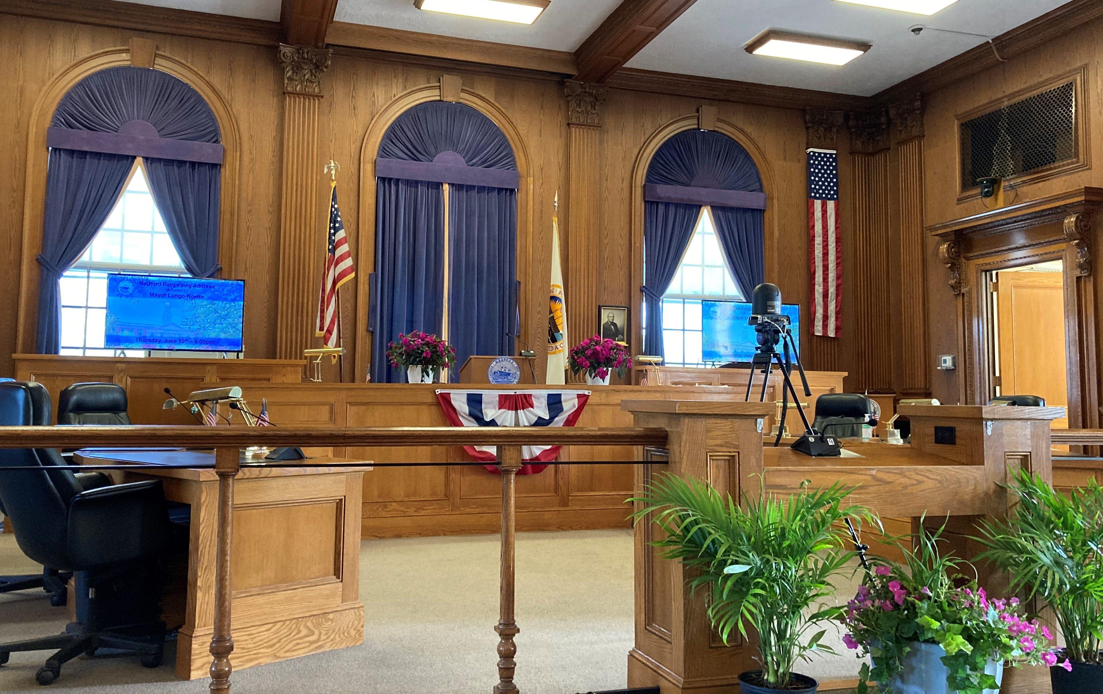 Medford City Council hopefuls answer questions
