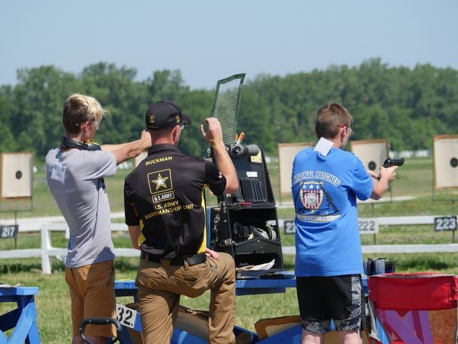 The SAFS course is led by current members of military marksmanship teams as well as certified individuals.