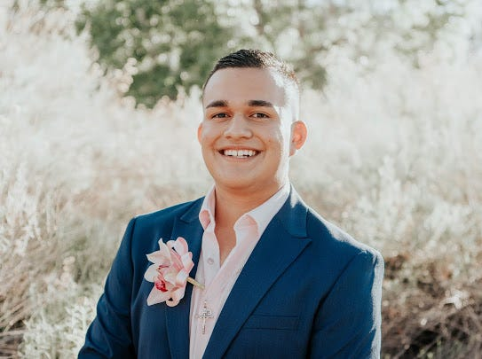 Pine View graduate Juan Villegas earned one of the Utah Jazz Scholarships this year and will attend Southern Utah University this fall.