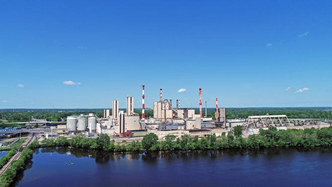 A look at the paper mill in Wisconsin Rapids.